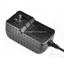 5v 4a EU / US / UK / AU Adapter Charger Plug