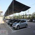 Tour métallique matériau HDPE ombre de Sun Net