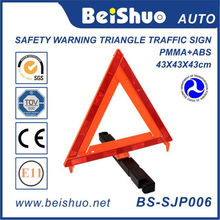 Warning Triangle for Roadway Early Warning Sécurité routière
