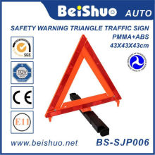 Warning Triangle for Roadway Early Warning Road Safety