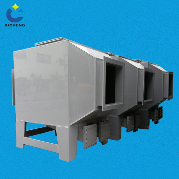 Polypropylene activated carbon tower /organic waste gas tower