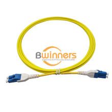 Cable de conexión LC UPC Uniboot de fibra de 2,0 mm
