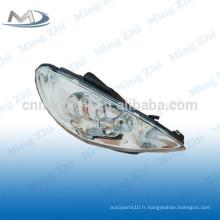 Lampe à LED pour Peugeot 206 R087276 L087275