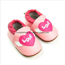 Animal Pattern: Leather Baby Shoes 1