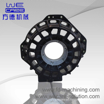 Handwheel Part for Valve Body Sand Casting