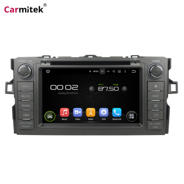 DVD GPS For Toyota AURIS 2006-2011