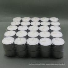 Luz barata de la vela del té del supermercado 12g