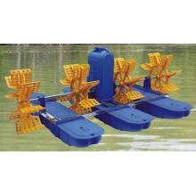 4 Impeller (2HP) Paddle Wheel Aerator for Fish Pond (YC-1.5)