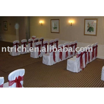 100%polyester Chair Cover,Hotel/Banquet Chair Cover