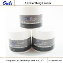 Новейший натуральный успокаивающий крем для наружного омоложения кожи A10 для обработки татуировки и иглоукалывания (A10)