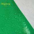 Agriculture tarpaulin green white pe poly tarps