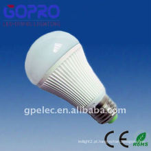E27 7W Lâmpada LED