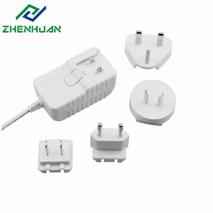 White Wall Plugs Adapter