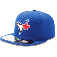Toronto 59 Fifty Authentic Fitted Strapback Baseball Cap