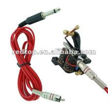 Cable de clip de tatuaje superior para la fuente de alimentación