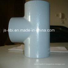 Raccords de tuyaux en PVC