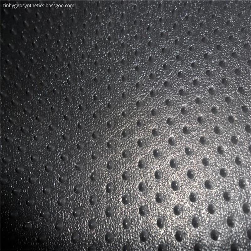 Singel Side Texture Film