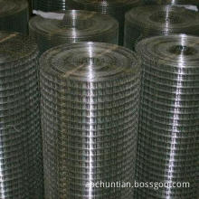 Welded wire mesh for feeding
