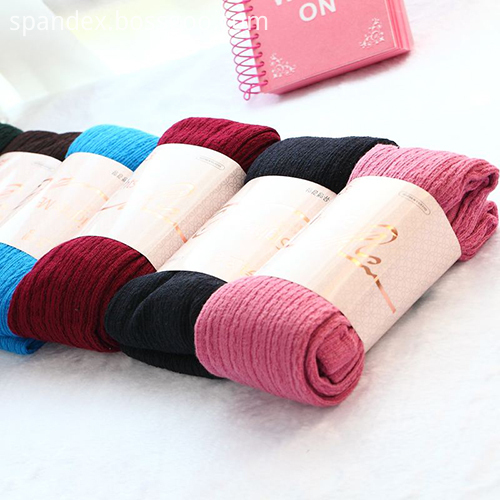 15D spandex for knitted socks