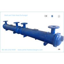 Trocador de Calor e Tubo como Evaporador