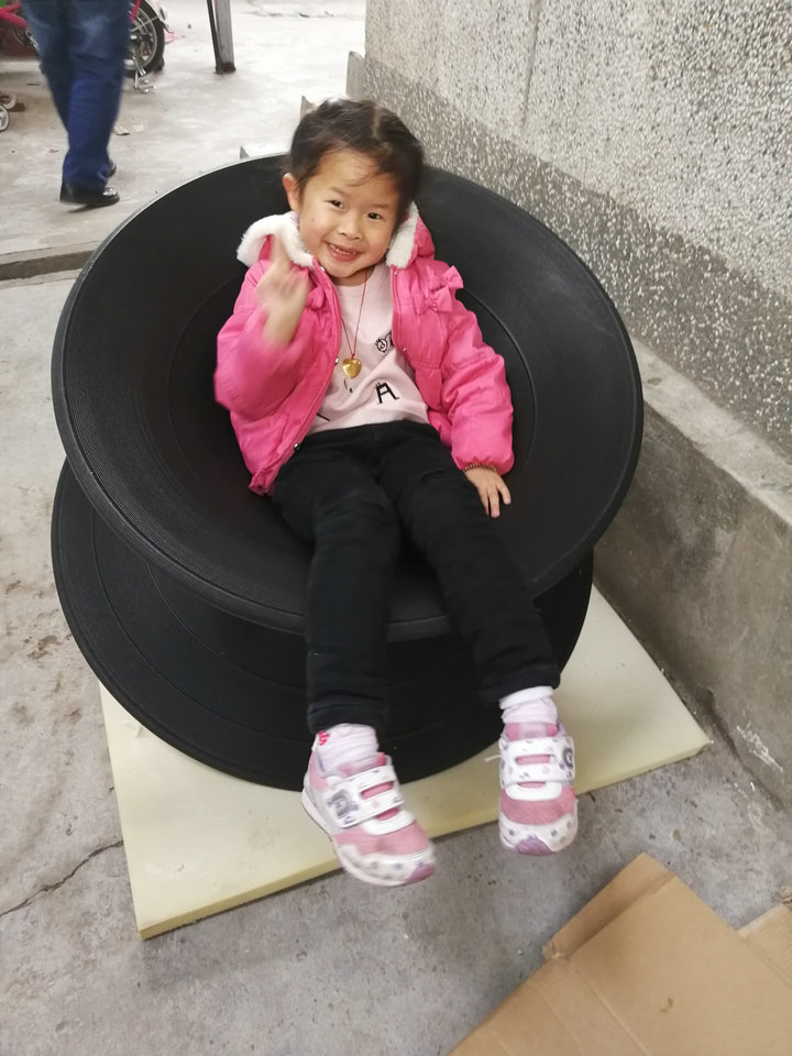 child public area chair