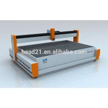 CNC Ultra Hochdruck-Wasserstrahl-Verbundglas-Schneidemaschine mit CE-Zertifikat und 420Mpa Pumpe