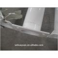 6m 8m height road street curved arm steel tubular pole