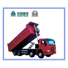 (30T) Camion lourd Sinotruk / Cnhtc HOWO 8 X 4 Camion à benne basculante / Camion benne basculante / Camion benne