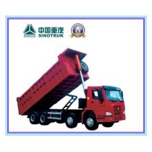 (30T) Caminhão pesado Sinotruk / Cnhtc Caminhão basculante HOWO 8 X 4 Dumper / Caminhão basculante / basculante
