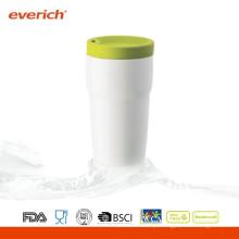 300ml Caneca de café cerâmica personalizada em branco com drinkware