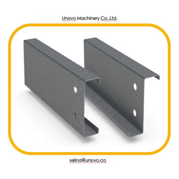 Steel Slotted Support Channel Unistrut C Channel