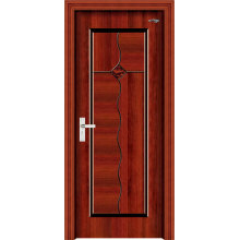 Wood Steel Panel Door