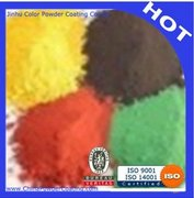 epoxy polyester color pigment