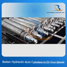 Cilindros hidráulicos telescópicos de vários estágios para elevação para venda