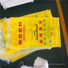 Laminierte PP Reisbeutel von 50 Kg PP gewebte Tasche für Reis, Mehl, Weizen, Getreide, Landwirtschaft Produkt, Dünger Verpackung
