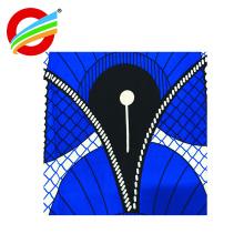 tela africana de la moda de la impresión de la cera del nuevo diseño