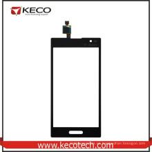Original Nuevo Para LG Optimus L9 P79 panel de pantalla táctil Negro