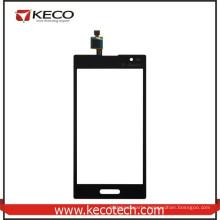Original New For LG Optimus L9 P79 touch screen panel Black