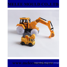 Melee Plastic Injection Toy Vehicle Mould Maker