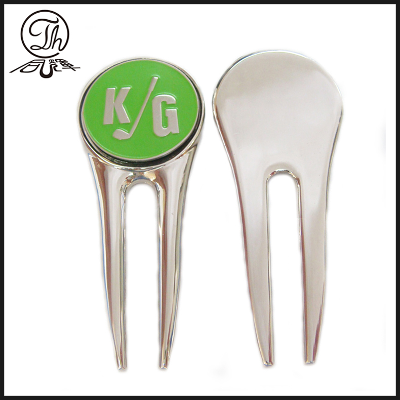 Transparent paint hat clip golf ball markers