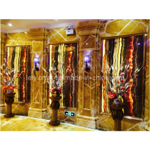 Onyx Marble Tile in Interior Wall and Floor Decoration