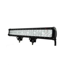 20 faisceau de tache de la barre de lumière 8820LM de travail de pouce 126W LED conduisant des lumières 4x4 de offroad pour le camion SUV d'ATV