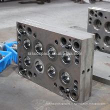 Fabrication de moules en plastique en Chine personnalisée, machine à mouler en plastique pour produits en plastique