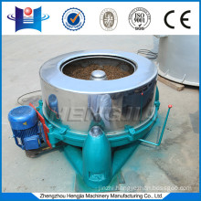 High efficiency centrifuge food dehydration with CE certificate