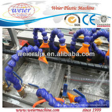 Us Only! Patent PE PP spiral wrapping band production line