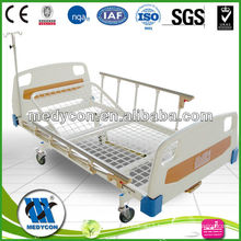 Cheap hospital bed with single crank