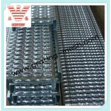 Calzada de metal antideslizante / placa antideslizante