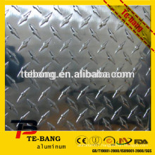 1060 high quality stucco embossed aluminum sheet production manufacturer