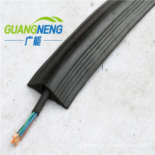 China Suppliers Rubber Road Cable Protector Floor Cover