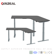Modern Design Office Furniture Height Adjustable 120 Degree Office Workstation with High Quality